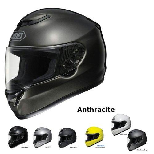 Shoei-Solid-Qwest-Street-Bike-Motorcycle-Helmet-Black