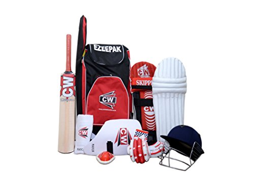 CW Small Boys Cricket Complete Set Size No.3 (Ideal For 5-7 Years Kids) S by C&W