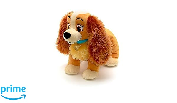 Disney Lady And The Tramp Señora Peluche 30cm: Amazon.es: Juguetes y juegos