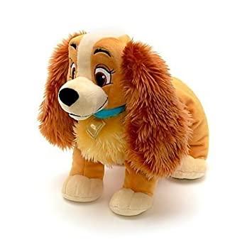 Disney Lady And The Tramp Señora Peluche 30cm