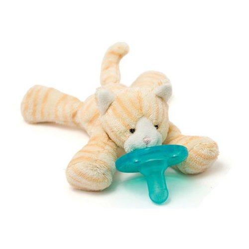 WubbaNub Infant Pacifier - Tabby Kitten W32295