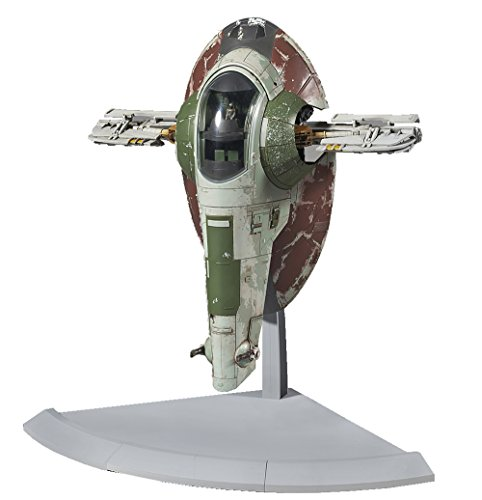 - Bandai Hobby Star Wars 1/144 Slave I Building Kit