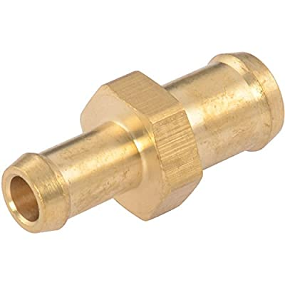 JEGS Performance Products 15947 Brass Hose Barb Adapter