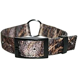 Realtree Mossy Oak Duck Blind Camouflage Ring in Center Collar, 21""