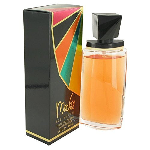 MACKIE by Bob Mackie Eau De Toilette Spray 3.4 oz for Women - 100% Authentic from Bob Mackie