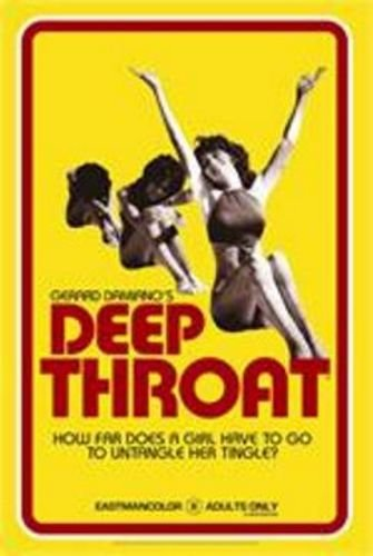 Pictures from the movie deep throat