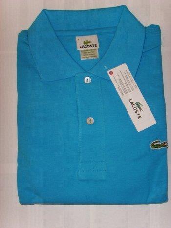 cdb83307 Mens Lacoste Polo T Shirt Size Large (6) Royal Blue: Amazon.co.uk: Kitchen  & Home