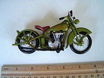 Harley-Davidson Motorcycle 2002 FXDX Dyna Super Glide Sport 1:18 Series (18 Diecast Harley Davidson Motorcycle)