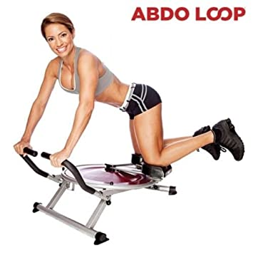 WOMEN HOME FITNESS ABS MACHINE MULTI WORKOUT BENCH FOLDABLE EXERCISER  EQUIPMENT  Amazon.co.uk  Sports   Outdoors da1fdb3ad