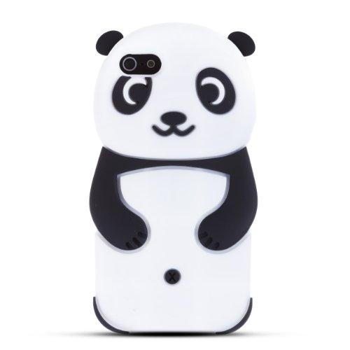 ZookyCAE PANDA silicone Coque iPhone dp BGMXVY