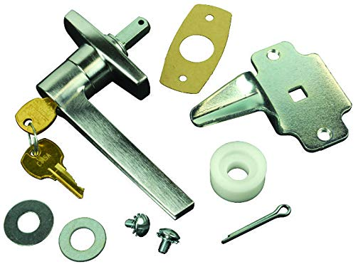 A-L2ACCW - Hardware, Latch Kit Key Lock, CCW, 1-Point Latch Kit, Hioffman One-Door Type 12 Enclosures (A-L2ACCW) by HOFFMAN ENCLOSURES (Image #1)
