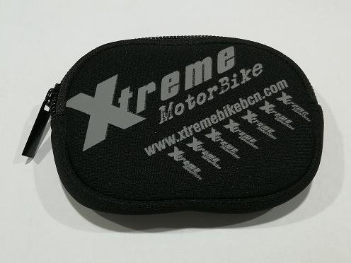 Xtreme Bike Llavero o Porta Llaves Moto Scooter o para Coche en Neopreno
