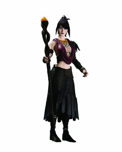 DC Unlimited Dragon Age: Series 1: Morrigan Action Figure by DC Comics