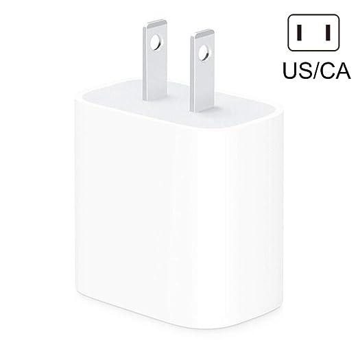 Baifeng 18W Cargador USB-C Adaptador Corriente Carga Rápida ...