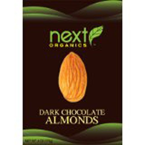 Next Organic Dark Chocolate Covered Almonds