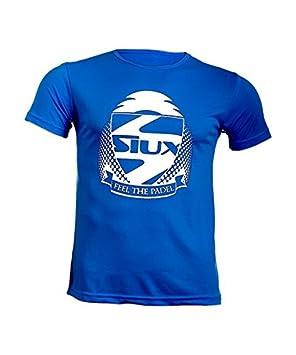 Siux Camiseta Entrenamiento Azul Royal