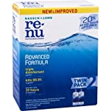 Bausch + Lomb Renu Contact Lens Multipurpose Solution (Pack of 24)