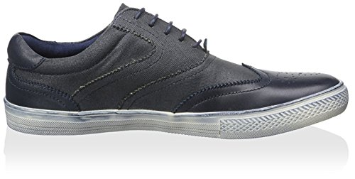 Joes Mens Casual Sneaker Blu Scuro