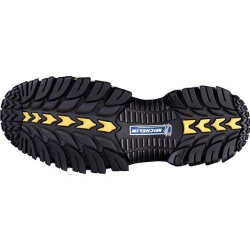 Michelin Men's Steel Toe Metatarsal Guard Boots,Brown,7.5 M by Michelin