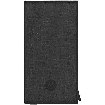 Motorola P2400 Canvas Portable External Battery Pack - Dark