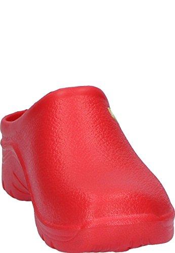 AJS Sabot Colors Limited Fraises Eva Clog Rot