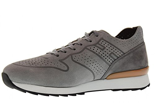 Hogan Low Shoes Grey Sneakers Men HXM2610K200IHHB414 R261 rqrZSf