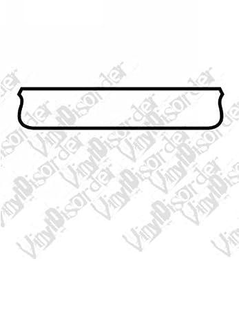 Amazon.com: Vinyl Disorder frames0137 Custom Frame Frames Sign Signs ...