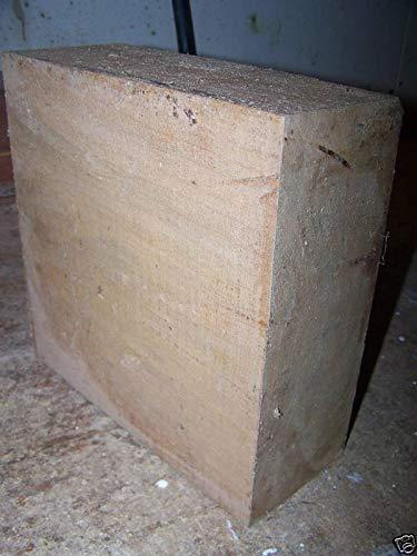 1 Piece of Thick Cherry Bowl Blank Turning Block Lumber Wood 8 X 8 X 5