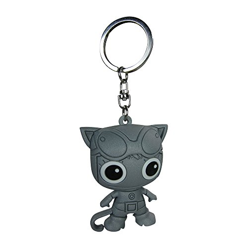 Monogram 3D Foam Collectible Keyring - CATWOMAN EXCLUSIVE-DC COMICS SERIES 2 (Exclusive Foam)