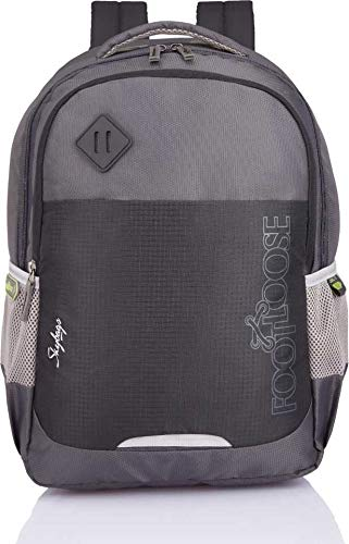 Skybags Vortex 33 Ltrs Black Laptop Backpack (Vortex)
