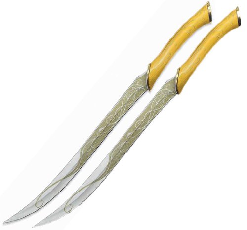 United Cutlery UC1372 Legolas Greenleaf Fighting Knives