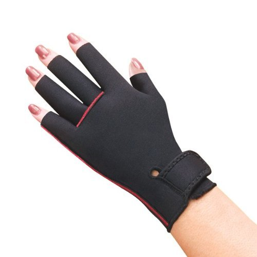 Women's Therapy Gloves for Women- (One Pair) Arthritis Wrist, Carpal Tunnel Gloves with Hand Pain Relief - Women's Gloves by Jobar