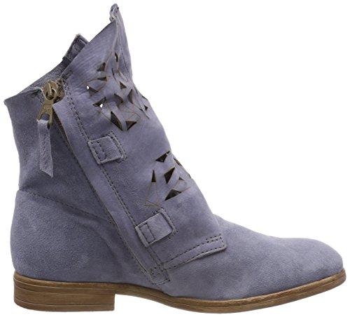 Mjus Vrouwen 884236-0101-6096 Slip Laarzen Blauw (jeans)