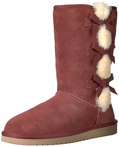 Ugg Fur Boots (Koolaburra by UGG Women's Victoria Tall Fashion Boot, Sable, 07 M US)