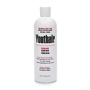 Youthair Creme, For Men and Women 16 fl oz (Pack of 1)