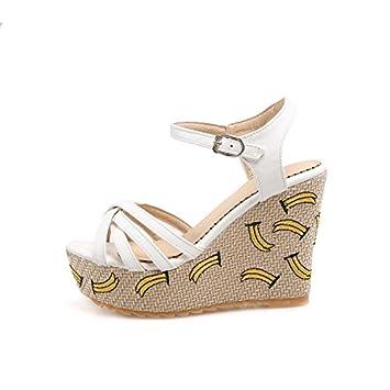 KPHY La Version Coréenne De Bouche De Poisson Femme Femme Femme Chaussures Pente 097b3a