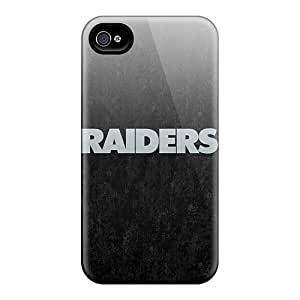 DannyLCHEUNG Iphone 6 Shockproof Cell-phone Hard Covers Unique Design HD Oakland Raiders Skin [WZG4845FMrR]