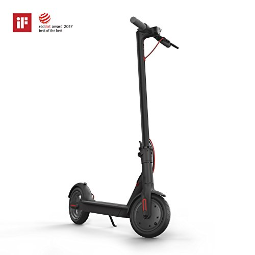 mi electric scooter 18 6 miles long range battery up to. Black Bedroom Furniture Sets. Home Design Ideas
