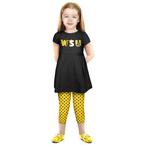 NCAA Wichita State Shockers Girls Toddler Play Set, 5T, - Dress Shops Wichita In