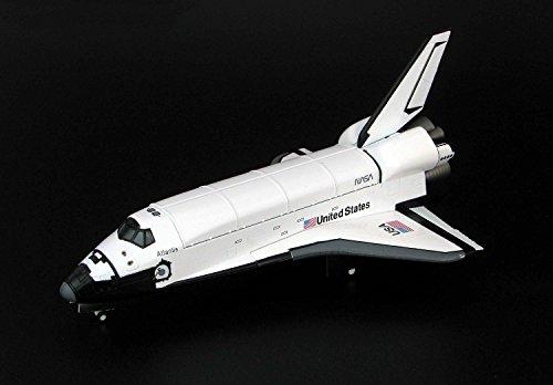 Landing Space Atlantis Shuttle (Hobby Master 1401 NASA Space Shuttle Atlantis 1/200 Scale Diecast Model)