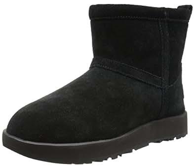 Amazon.com | UGG Women's Classic Mini Waterproof Snow Boot