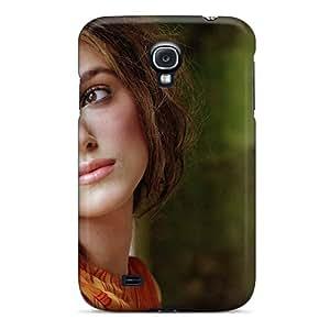 Galaxy High Quality Tpu Case/ Keira Knightley Cook JkBXBGm414kPiqA Case Cover For Galaxy S4