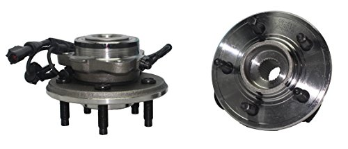 wheel hub ford explorer 2009 - 4