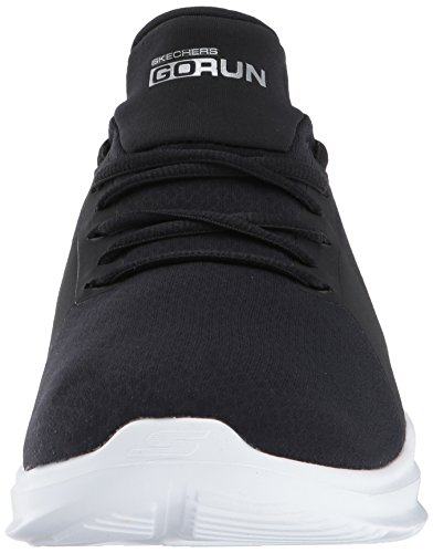 Run Go Mojo Chaussures Skechers de Black Running White Noir Homme SF5qxw7x