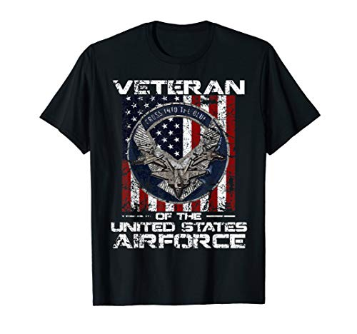 Air Force Veteran T-Shirt Veteran Day TShirt for