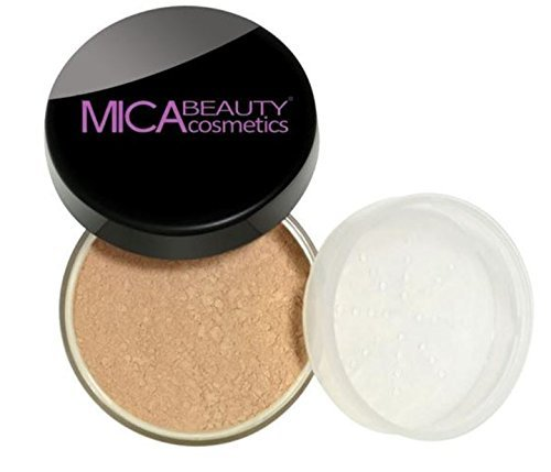 - MicaBeauty Mineral Foundation 3, Toffee, 9 Gram