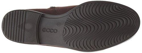 ECCO Ecco Touch 15 B Tall Boot - Botas de cuero mujer marrón - café