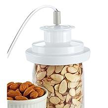 FoodSaver T03-0023-01P Jar Sealer, Wide-Mouth, White