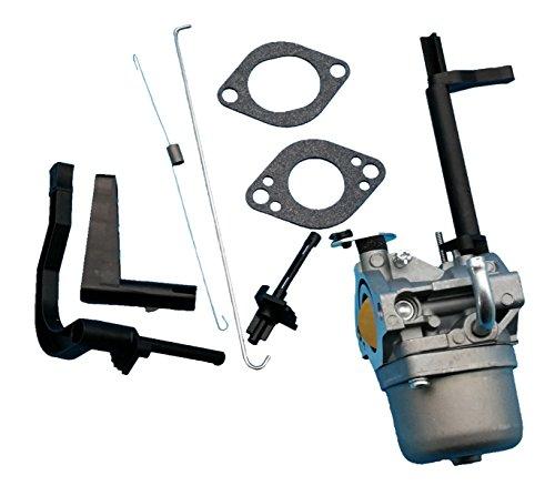 Tuzliufi Replace Carburetor Carb Briggs and Stratton B&S B & S Coleman Powermate 5000 5550 6200 8550 6250 10HP Craftsman 5600 8600 Troy-Bilt Generator 591378 694952 695328 695330 695918 695919 Z11 ()
