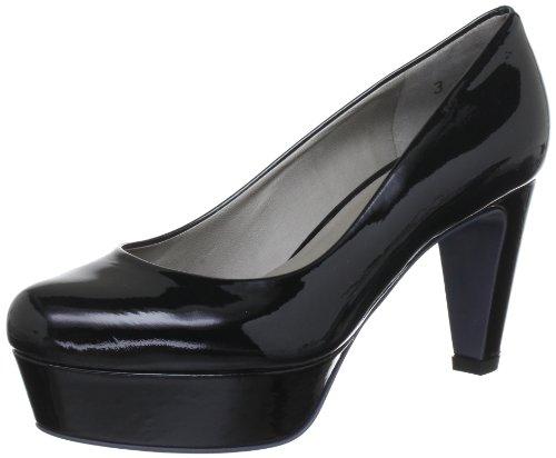 Kennel und Schmenger Schuhmanufaktur Kennel und Schmenger 51-58020.350 - Zapatos de tacón de cuero para mujer Negro (Schwarz (Schwarz))